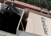 CUATRO REFLEXIONES MÍNIMAS. Sobre basura, móviles e imágenes