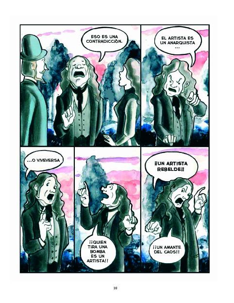 EL HOMBRE QUE FUE JUEVES pág.10