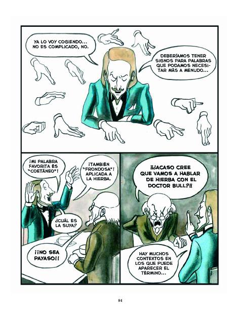 EL HOMBRE QUE FUE JUEVES pág.84