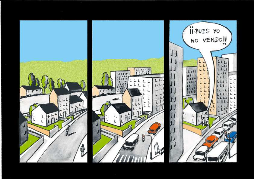 ilustración la calle 72ppp
